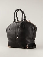 Black Emile Small Tote