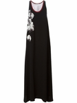 Black Long Floral Dress - 3.19