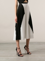 Black Pleated Skirt (On Sale)