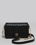 Black Shoulder Bag Robinson Patchwork Mini Chain - 4.9