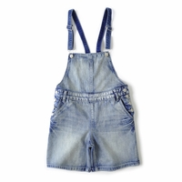 Blue Boyfriend Shortall