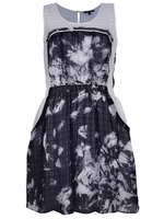 Diamia Printed Dress