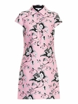 Diane von Furstenberg Pink Morgan Dress - 5.12