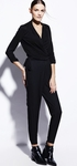Black Gally Jumpsuit
