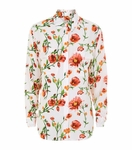 Equipment Floral Print Signature Shirt - 5.25