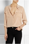 Equipment Slim Signature Blouse - 5.25