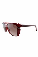 Fendi Ana Sunglasses In Red
