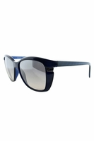 Fendi Paula Sunglasses In Blue