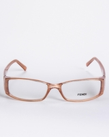 Fendi Peach Star Eyeglasses