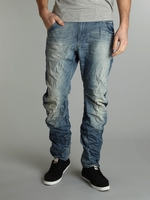G-star Raw Blue Loose Tapered Arc Jeans