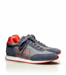 Gray Delancy Printed Sneaker