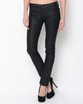 J and Company Coated Skinny Jeans- Made in USA