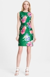 kate spade blooms della floral print sheath dress - 5.3