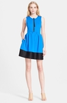 Kate Spade Colorblock Scuba Dress - 5.20