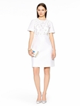 KATE SPADE MADISON AVE. COLLECTION DUNCAN DRESS - 4.30
