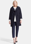 kate spade new york 'jacques' double breasted wool coat