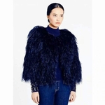 Kate Spade Ostrich Feathers Coat - 2.9