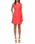 Kate Spade Pink Sleeveless Embellished Mindy Dress - 9.6