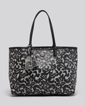 Kerrington Printed Lace Shopper Tote - 3.30