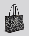 Kerrington Printed Lace Shopper Tote - 4.6