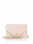 Kira Quilted Leather Chain Shoulder Bag - 9.11