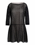 Macrame lace dress - 3.29