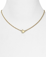 MARC BY MARC JACOBS Bird Pendant Necklace