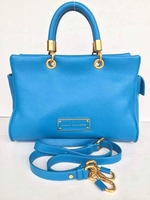 Blue Too Hot To Handle Satchel