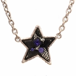 Marc by Marc Jacobs Chunky Star Pendant Necklace