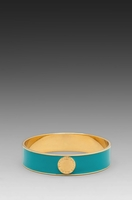 CLASSIC MARC ENAMEL DISC BANGLE