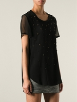 Meteorite Beaded Tshirt