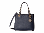 Michael Kors Cynthia small Leather Satchel - 4.20