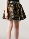 Multicolor Alice Olivia Floral Skirt (On Sale)