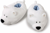 Slippers polar bear