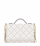 ROBINSON CROSSHATCH MINI CROSS-BODY - 4.16