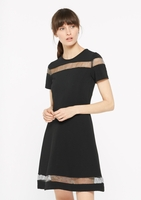 Sandro Rusty Dress