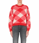 Sandro Sparks Plaid Sweater - 9.28