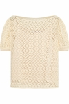 See By Chlo� White Lace Top