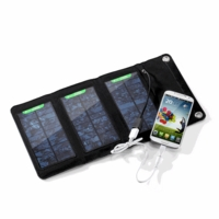 5W Solar Energy Folding Charger