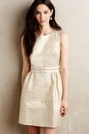 Sunlit Brocade Dress - 4.30
