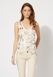 TAMIKO Sequin vest top - 6.1