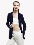 Theory Open-Front Blazer - 6.2