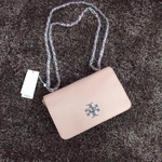 Pink Mercer Adjustable Shoulder Bag