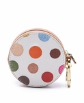 Tory Burch Multicolor Kerrington Circle Pouch - 7.3