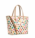 Tory Burch Multicolor Kerrington Mini Square Tote - 7.3