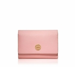 Tory Burch Robinson Medium Flap Wallet - 6.16