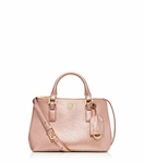 Tory Burch ROBINSON MICRO DOUBLE-ZIP TOTE