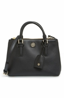 Tory Burch 'Robinson - Micro' Double Zip Tote