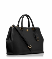 ROBINSON MINI DOUBLE-ZIP TOTE