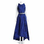 VERNON CENTER PLEAT SKIRT DRESS SET